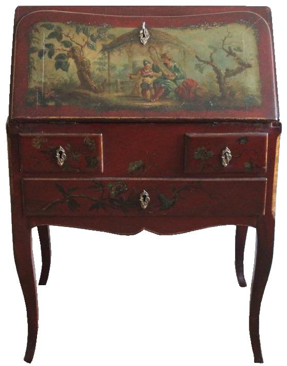 18th Century French Louis XV Period Bureau