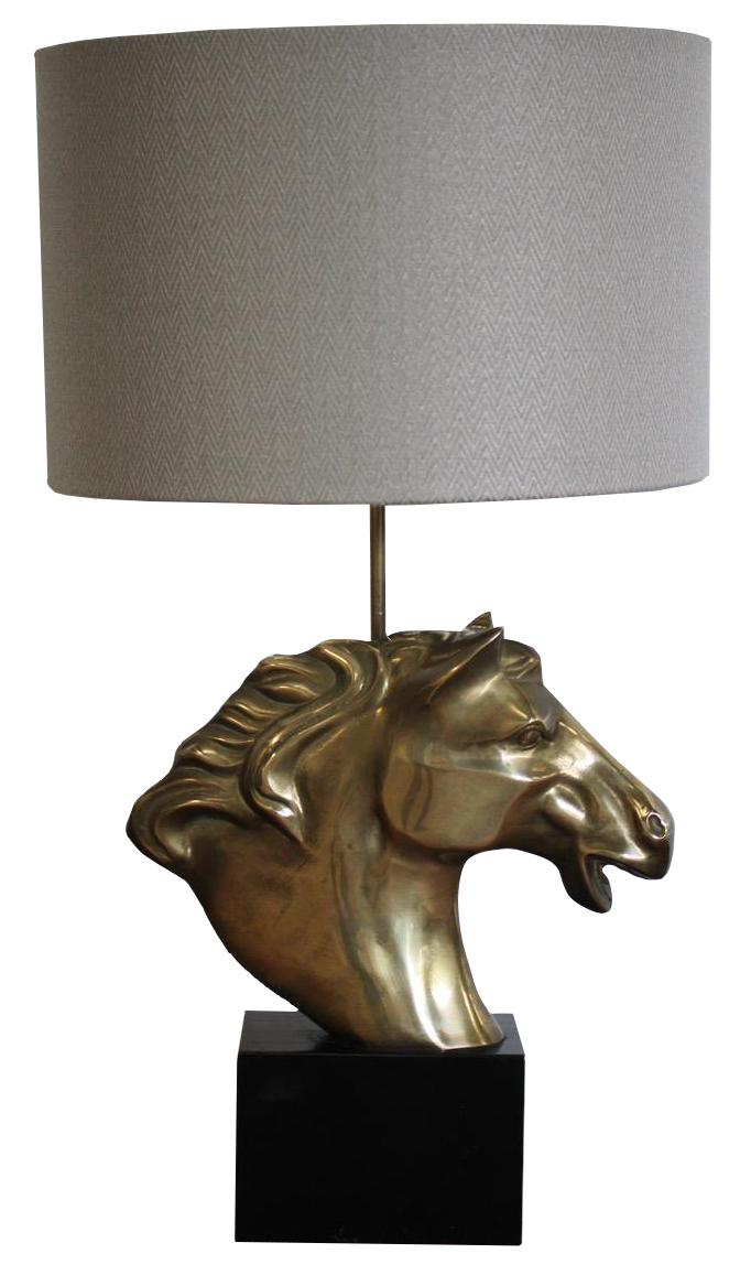 1960s French Table lamp