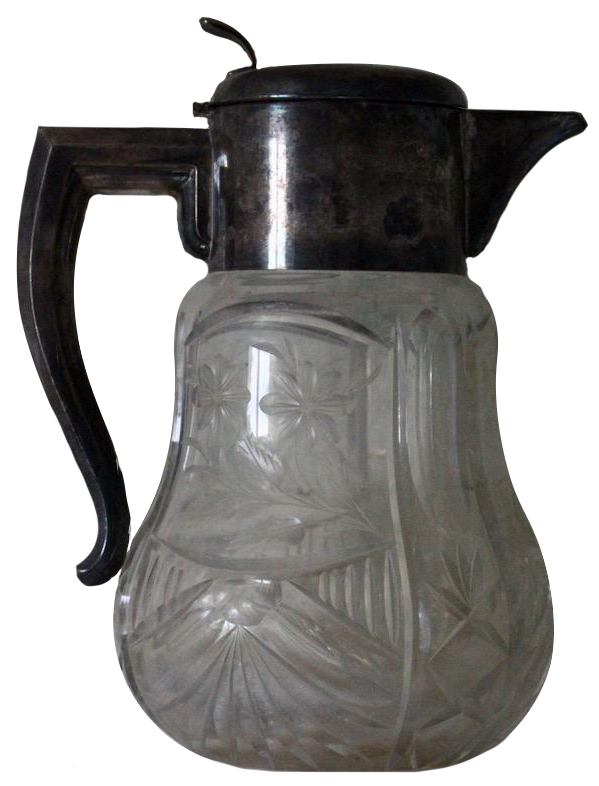 Early 20th Century Continental Lemonade Jug