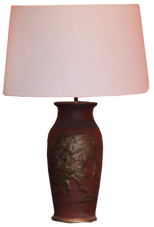 Fine pair of 19th Century Table Lights