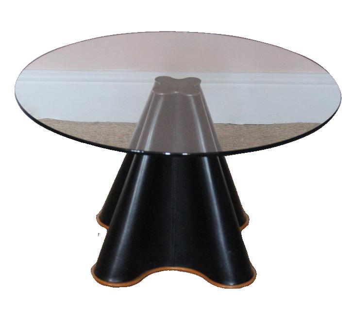 Oscar Tusquets Original Trebol Table / Occasional Table