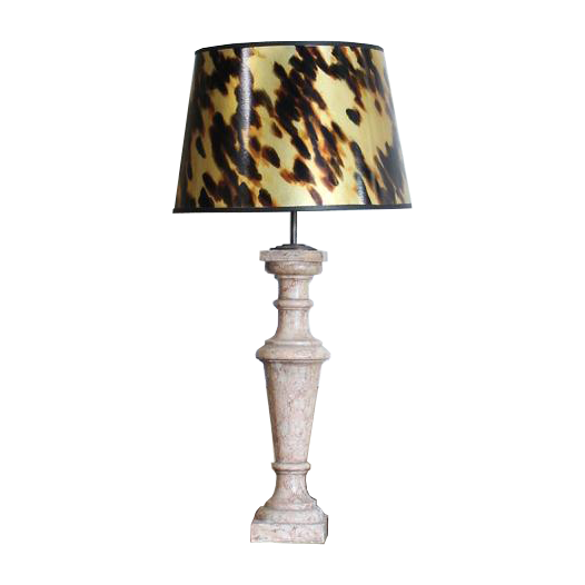 Pair of Late 19th century Italian Marble Table Lamps