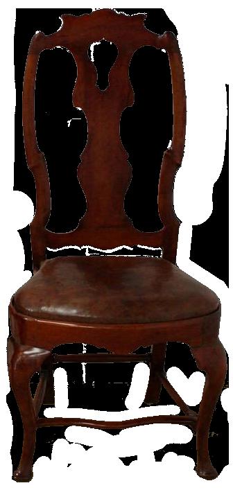 Pair of Mid 18th Century Spanish Walnut Side Chairs