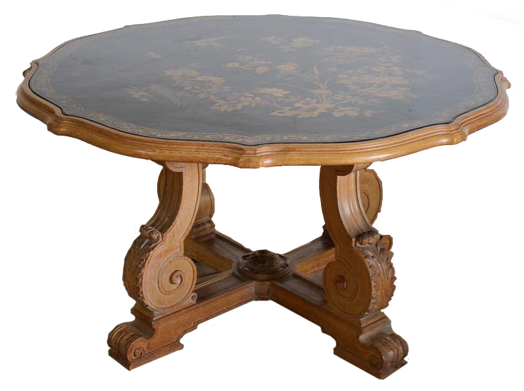 Wonderful 1950s/60s French Centre Table attributed to Maison Jansen