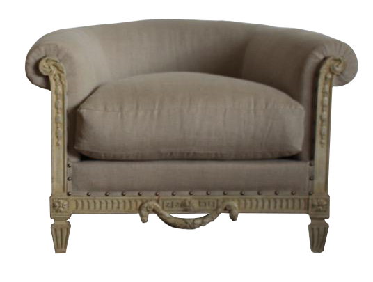 Wonderful and Very Comfortable Pair of 1930s French Armchairs
