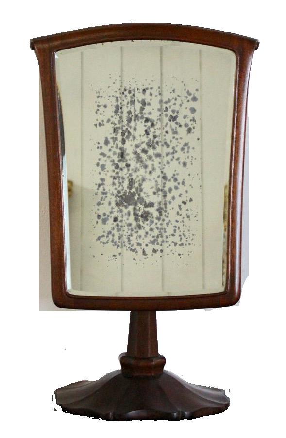 Wonderful Quality Circa 1910/1920 Cotswolds School Pedestal Mirror