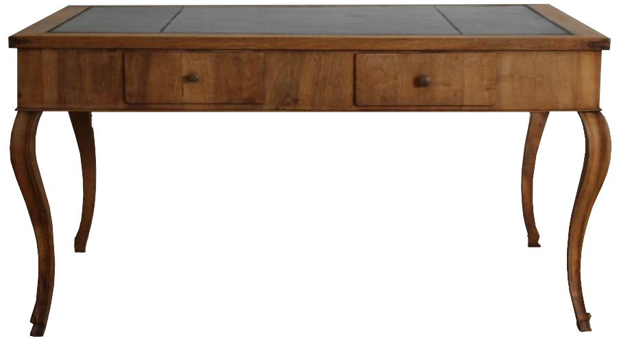 18th Cent French Bleached Walnut Desk