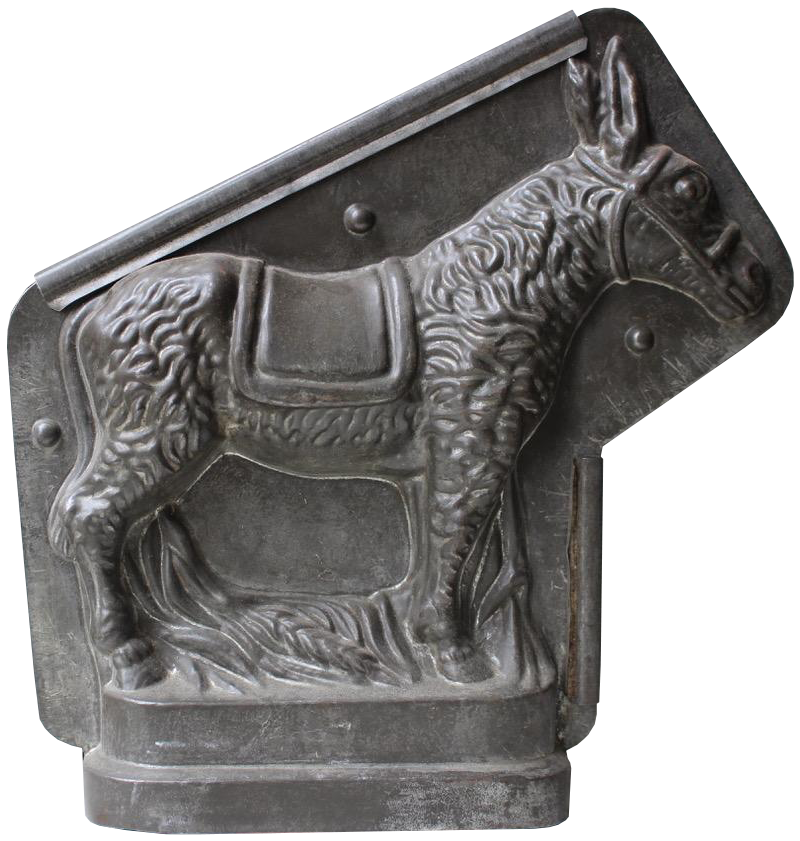 Late 19th Cent Chocolate Mould