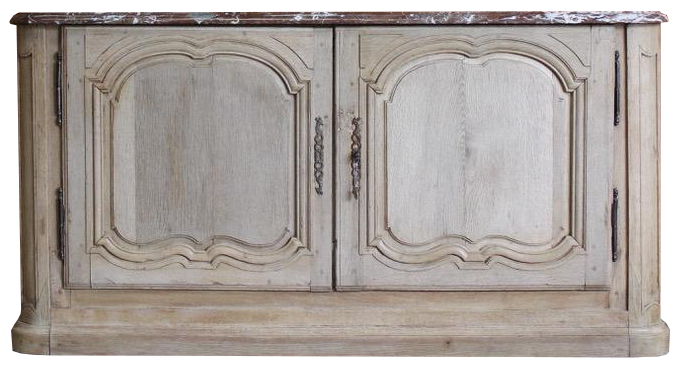 Superb 19th Century French Hunting Buffet in the 18th cent Taste