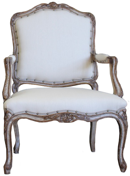 Fine Pair of Late 19th / Early 20th Cent French Fauteuils à la Reine