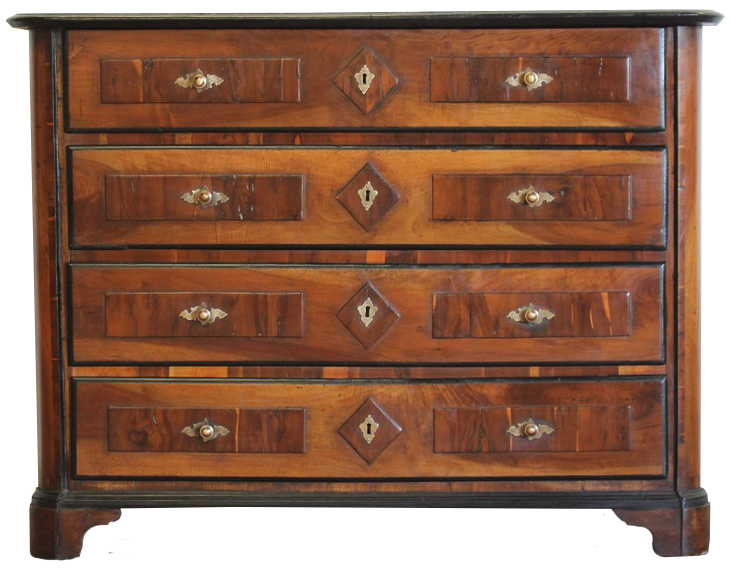 Late 18th/ Early 19th cent Italian  Commode
