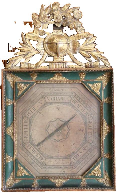 Wonderful Circa 1800 French Barometer