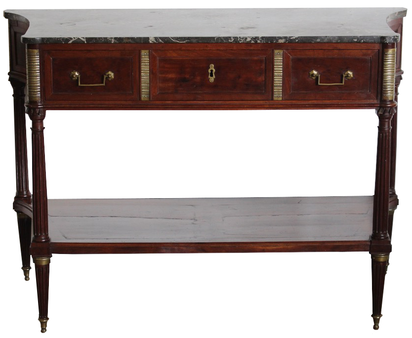 18th Cent French Directoire Console Table