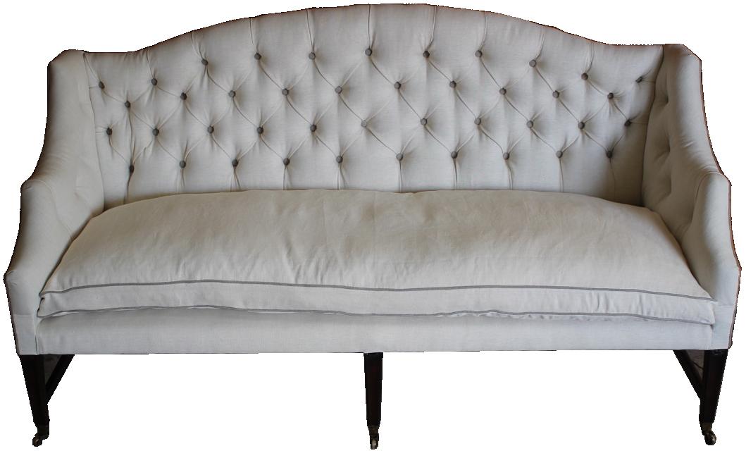 Late 18th Century English Georgian  Sofa