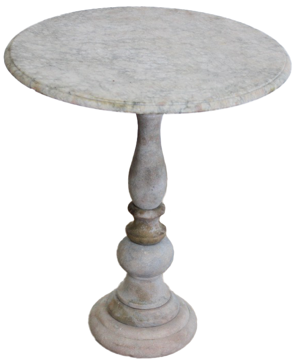Mid 20th Century Italian Alabaster Occasional Table